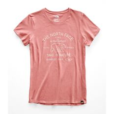 WOMEN'S SHORT-SLEEVE HERITAGE BEAR CREW TEE