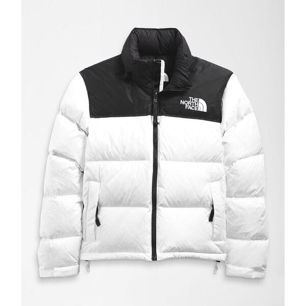 Women's 1996 Retro Nuptse Jacket, TNF WHITE, hi-res