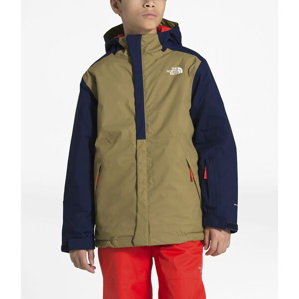 Boys' Brayden Insulated Jacket