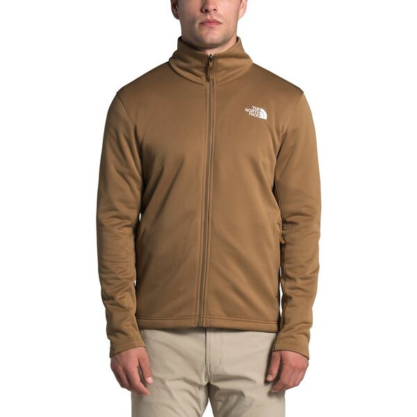 Men's Arrowood Triclimate® Jacket, NEW TAUPE GREEN/UTILITY BROWN, hi-res