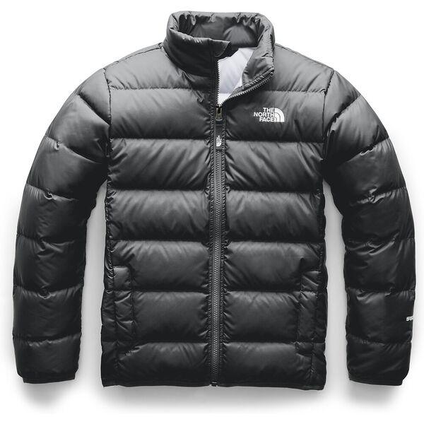 Boys' Andes Jacket, ASPHALT GREY, hi-res