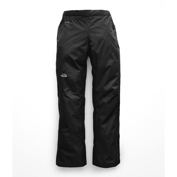 WOMEN'S VENTURE 2 HALF ZIP PANTS, TNF BLACK, hi-res