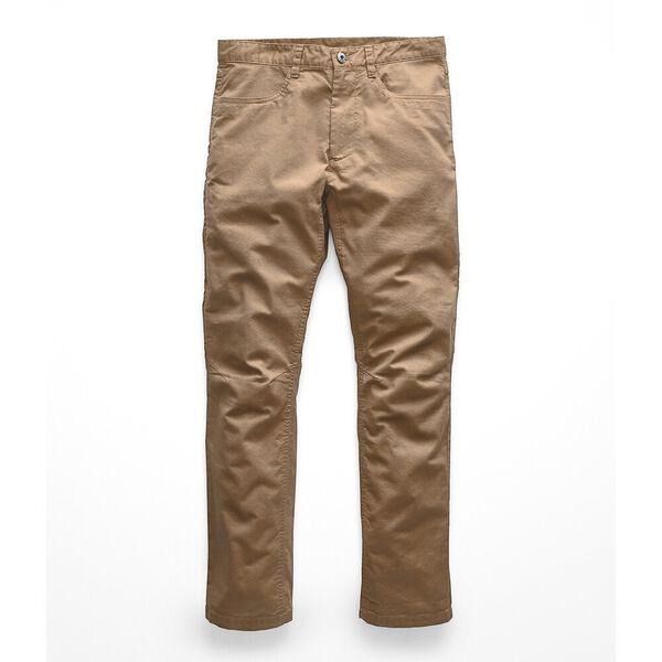 MEN'S SLIM FIT MOTION PANTS, CARGO KHAKI, hi-res