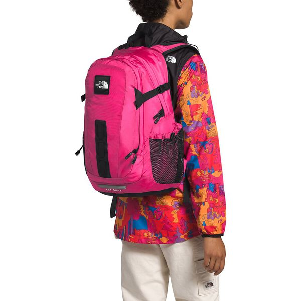 Hot Shot SE, MR. PINK/TNF BLACK, hi-res