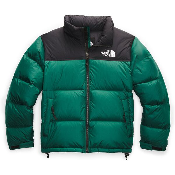 Men's 1996 Retro Nuptse Jacket, EVERGREEN, hi-res