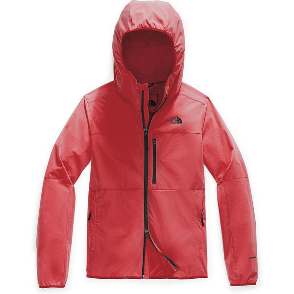 Women's North Dome Jacket, CAYENNE RED, hi-res