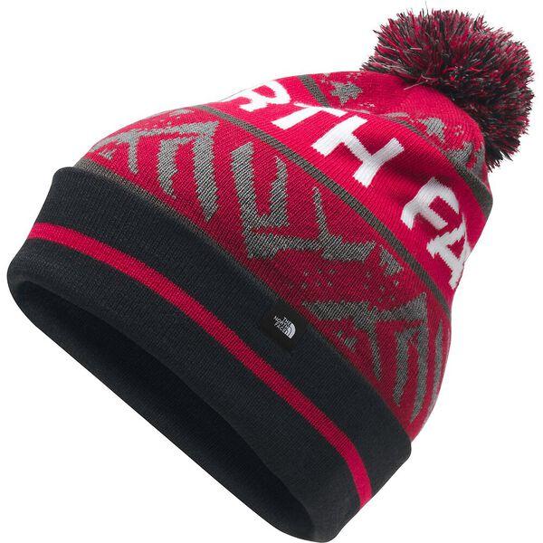 Ski Tuke V, TNF BLACK/TNF RED MULTI, hi-res