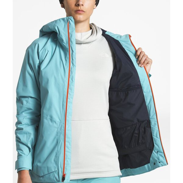 WOMEN'S SICKLINE JACKET, TRANSANTARCTIC BLUE, hi-res