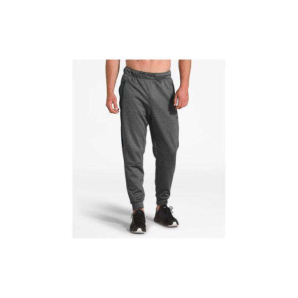 Men's Essential Fleece Jogger, TNF DARK GREY HEATHER, hi-res