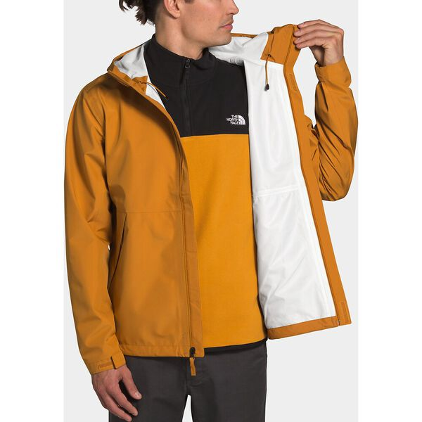 Men's Dryzzle FUTURELIGHT™ Jacket, CITRINE YELLOW, hi-res