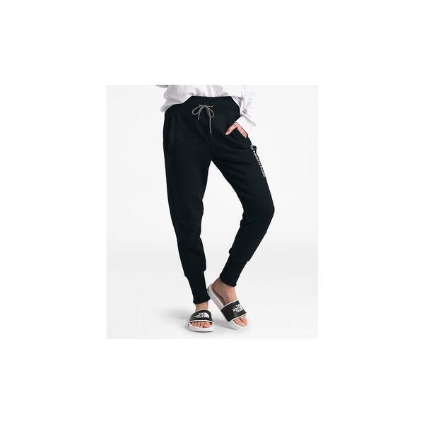 WOMEN'S NSE GRAPHIC PANT, TNF BLACK, hi-res
