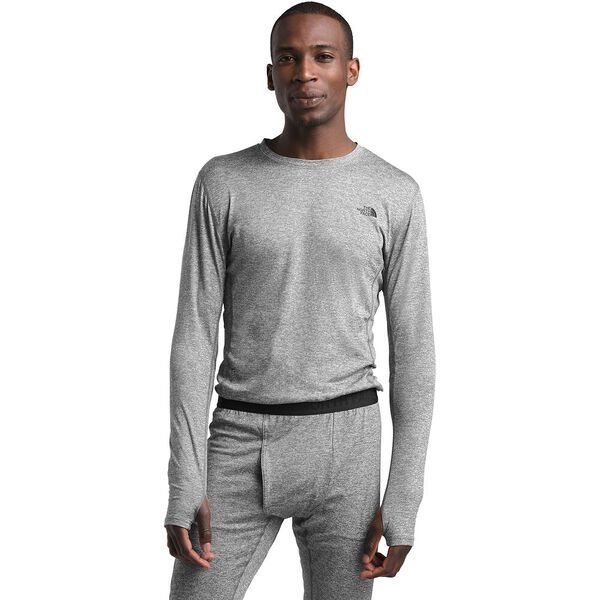 Men's Warm Poly Crew