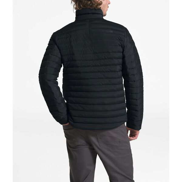 Men's Stretch Down Jacket, TNF BLACK, hi-res