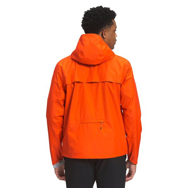 Men's First Dawn Packable Jacket, FLAME, hi-res