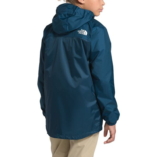 Youth Stormy Rain Triclimate® Jacket, BLUE WING TEAL, hi-res