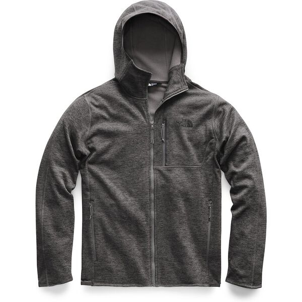 Men's Canyonlands Hoodie, TNF DARK GREY HEATHER, hi-res