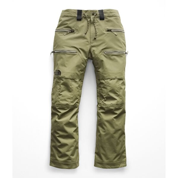 MEN'S SLASHBACK CARGO PANT, BURNT OLIVE GREEN, hi-res