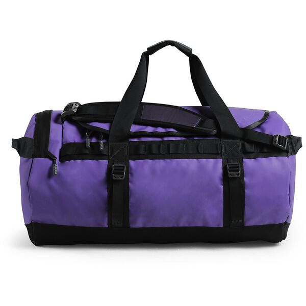 BASE CAMP DUFFEL - M, HERO PURPLE/TNF BLACK, hi-res