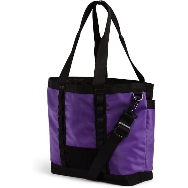 Explore Utility Tote, PEAK PURPLE/TNF BLACK, hi-res