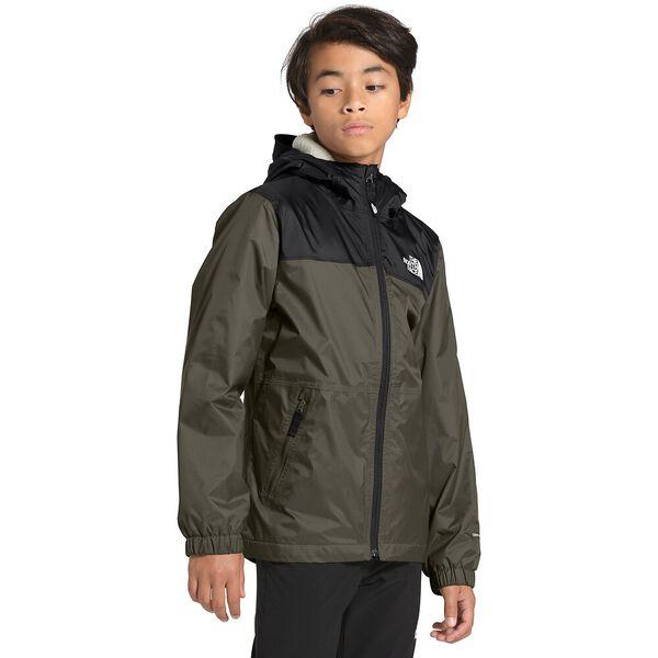 Boys' Warm Storm Rain Jacket