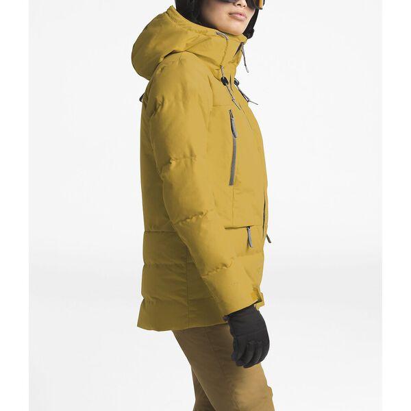 Women's Pallie Down Jacket, GOLDEN SPICE, hi-res