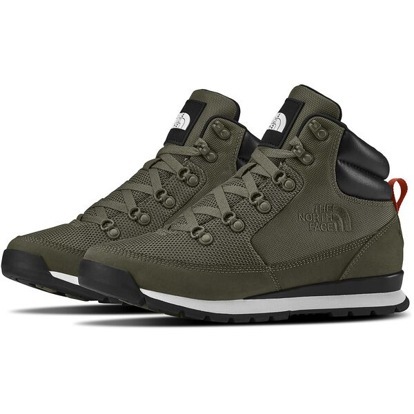 MEN'S BACK-TO-BERKELEY REDUX MESH BOOTS, NEW TAUPE GREEN/TNF BLACK, hi-res