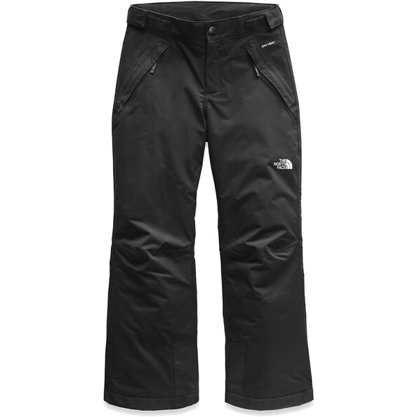 GIRLS' FREEDOM INSULATED PANTS, TNF BLACK, hi-res