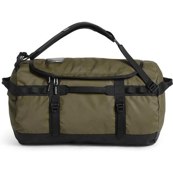 Base Camp Duffel - S, BURNT OLIVE GREEN/TNF BLACK, hi-res