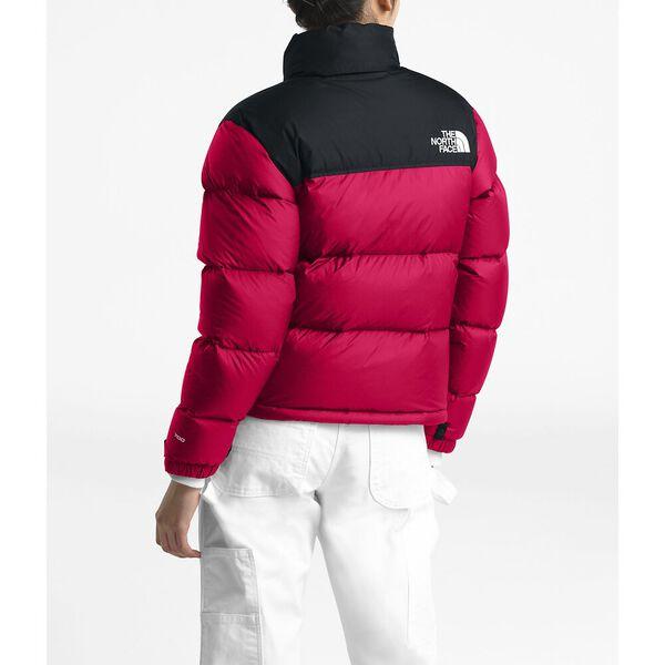 Women's 1996 Retro Nuptse Jacket, TNF RED, hi-res