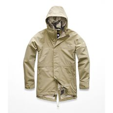 MEN'S CITY BREEZE RAIN PARKA