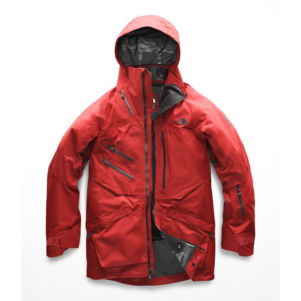 MEN'S FUSE BRIGANDINE JACKET, FIERY RED FUSE, hi-res