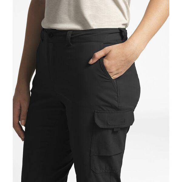 WOMEN'S WANDUR HIKE PANT, TNF BLACK, hi-res
