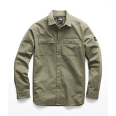 MEN'S LONG-SLEEVE BATTLEMENT UTILITY SHIRT