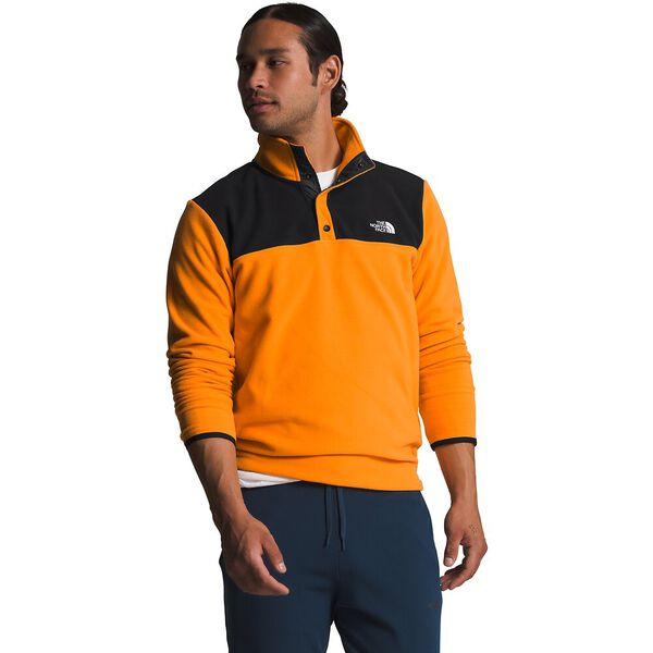 Men's TKA Glacier Snap-Neck Pullover