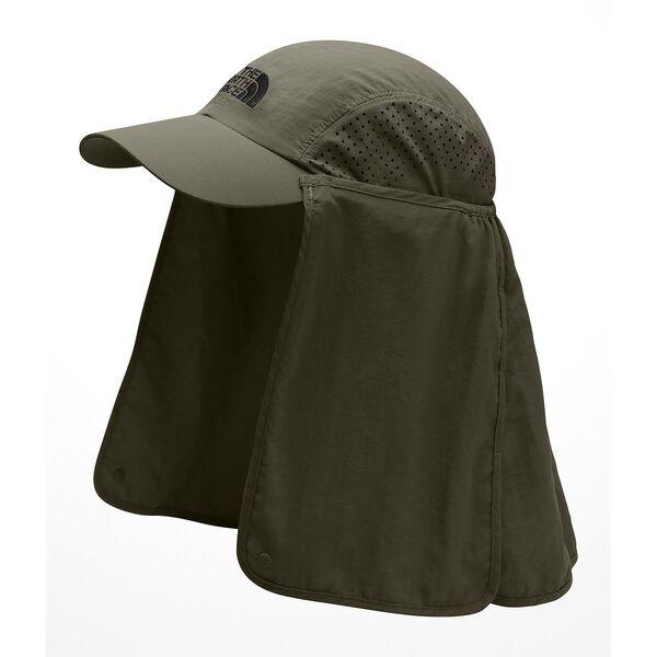 SUN SHIELD BALL CAP