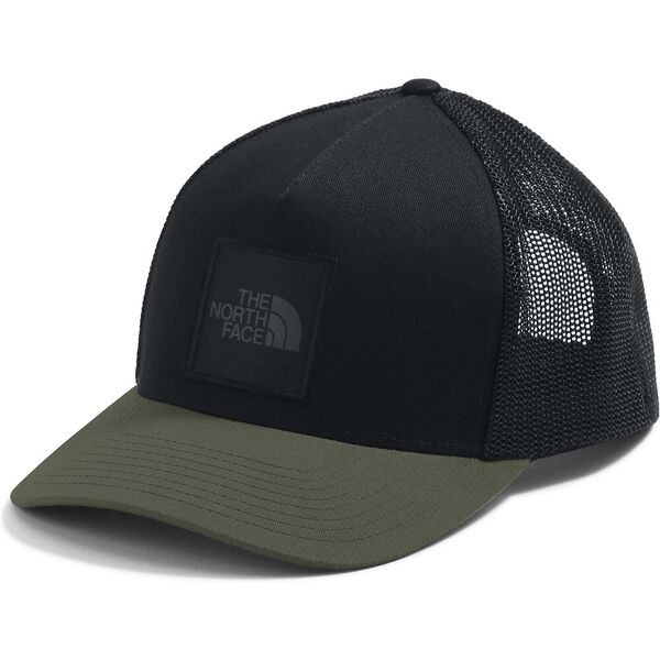 Keep It Structured Trucker, NEW TAUPE GREEN/TNF BLACK, hi-res