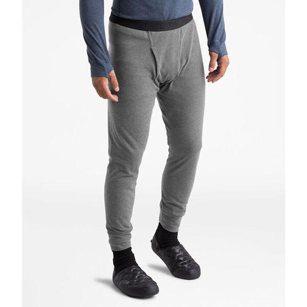 Men's Warm Wool Blend Boot Tights, TNF MEDIUM GREY HEATHER, hi-res