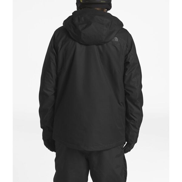 MEN'S THERMOBALL™ SNOW TRICLIMATE® JACKET, TNF BLACK/TNF BLACK, hi-res