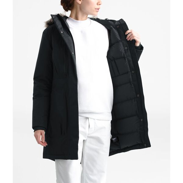 Women's Arctic Parka, TNF BLACK, hi-res