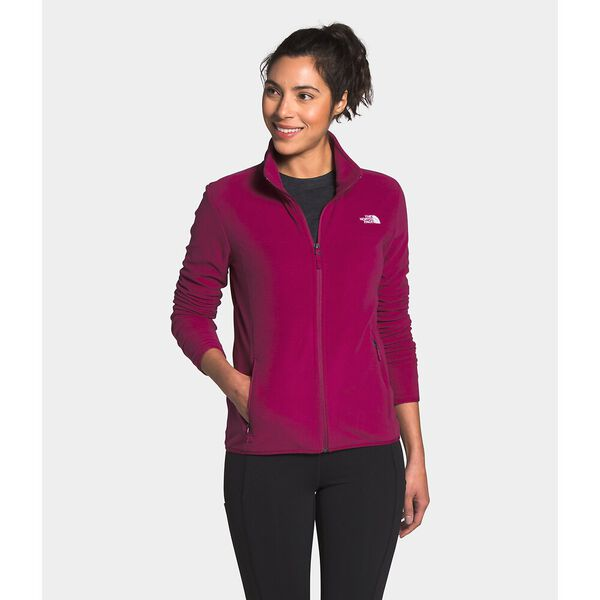 Women's TKA Glacier Full Zip Jacket