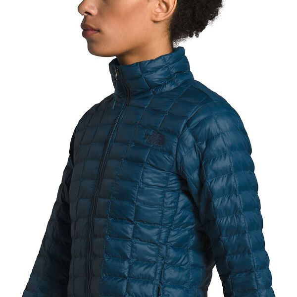 Women's Thermoball™ Eco Jacket, BLUE WING TEAL MATTE, hi-res