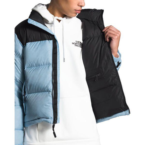 Women's 1996 Retro Nuptse Jacket, ANGEL FALLS BLUE, hi-res