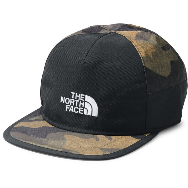 GORE MOUNTAIN BALL CAP, BURNT OLIVE GREEN WAXED CAMO PRINT, hi-res