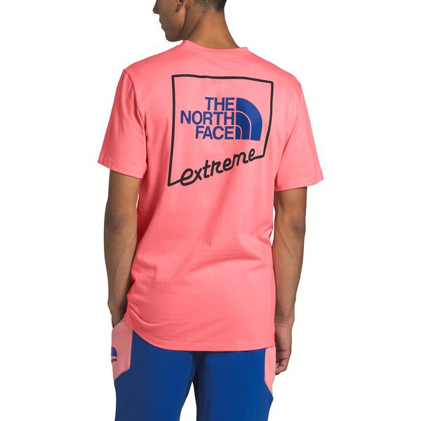 Men's Short-Sleeve Extreme Tee, MIAMI PINK, hi-res