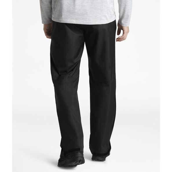 MEN'S VENTURE 2 HALF ZIP PANTS, TNF BLACK, hi-res