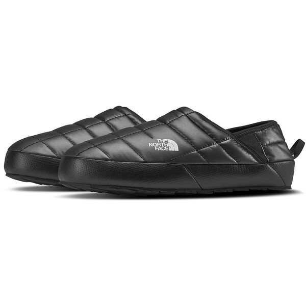 MEN'S THERMOBALL™ TRACTION MULES V, TNF BLACK/TNF WHITE, hi-res