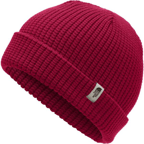 TNF™ Waffle Beanie, CARDINAL RED, hi-res