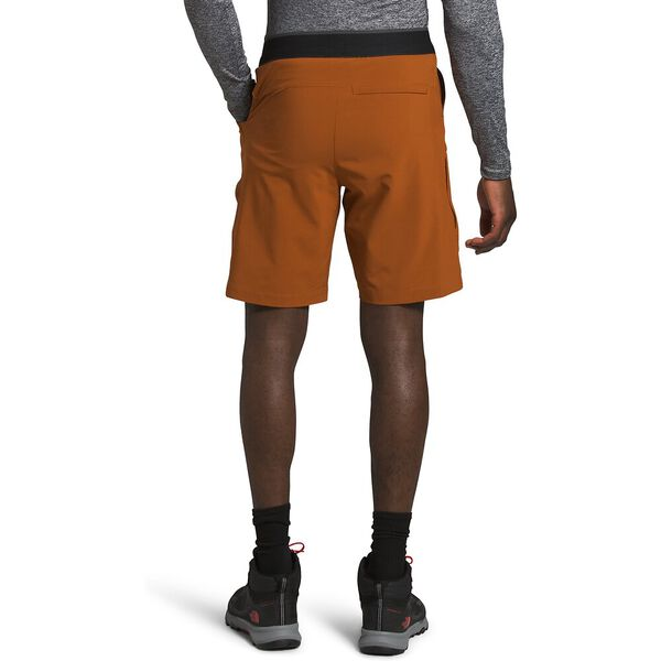 Men's Paramount Active Shorts, CARAMEL CAFE, hi-res