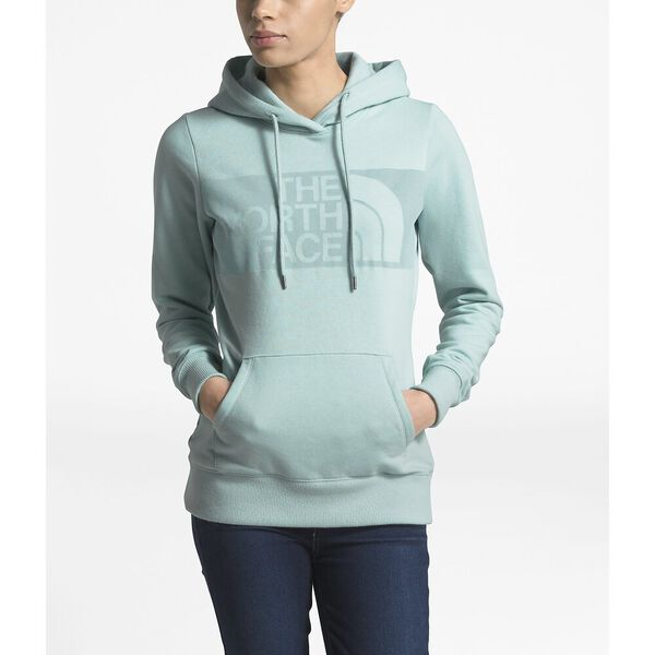 Women's Edge To Edge Pullover Hoodie, WINDMILL BLUE/WINDMILL BLUE, hi-res
