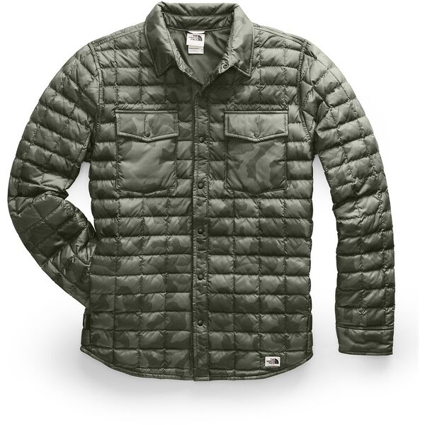 MEN'S THERMOBALL™ ECO SNAP JACKET